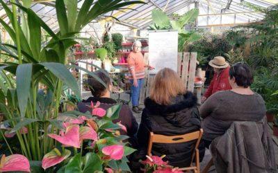 Atelier jardinage – LES FUMURES